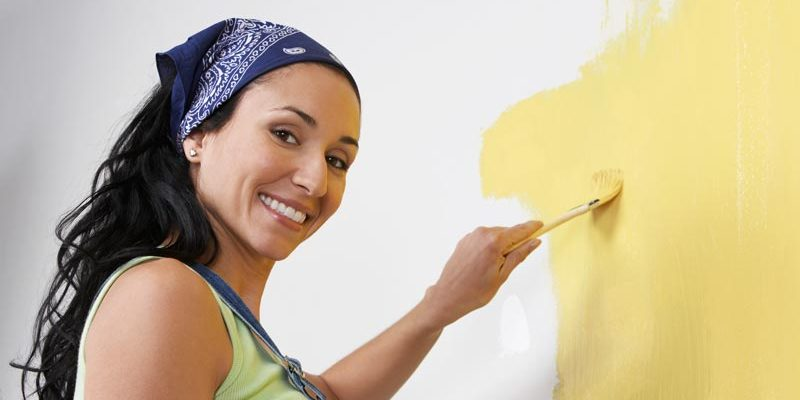 5 Tips To Paint Your House For A New Mommy